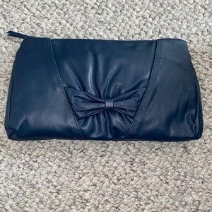 Navy Purse clutch/crossbody